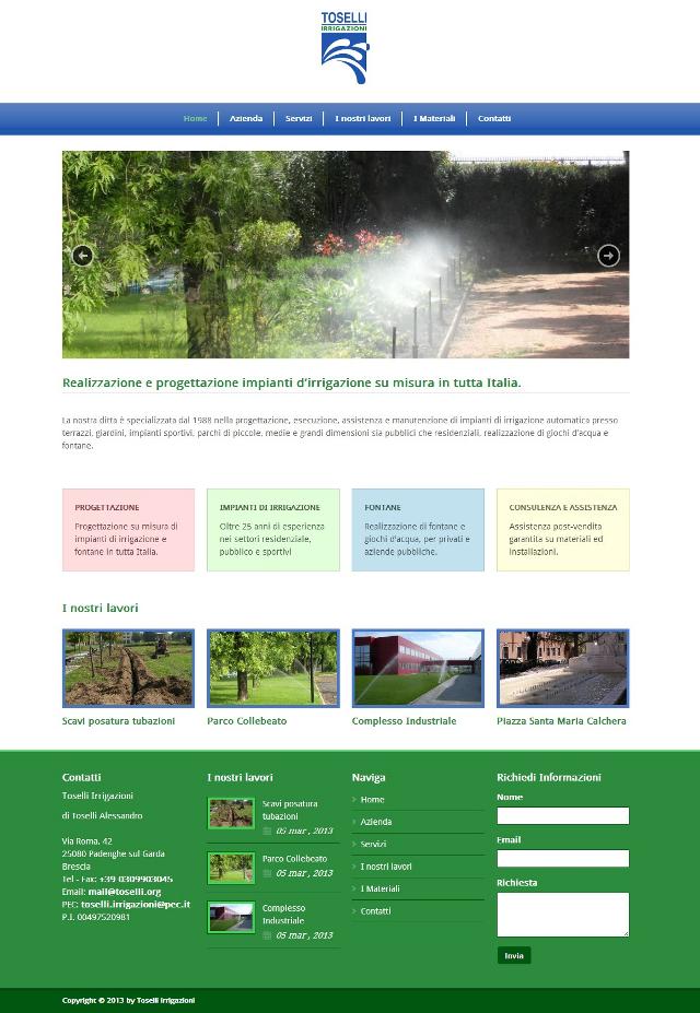 Toselli Irrigazioni